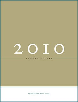 2010 report cover